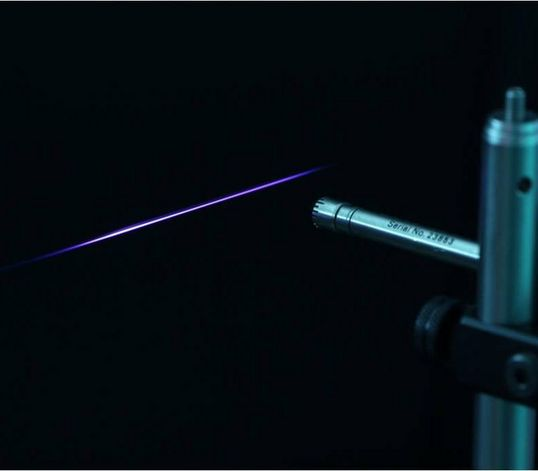 Laser lightning rod, TRUMPF scientific lasers